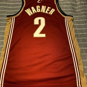 2003 Dajuan Wagner Cleveland Cavaliers Jersey